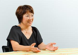 長井代表取締役